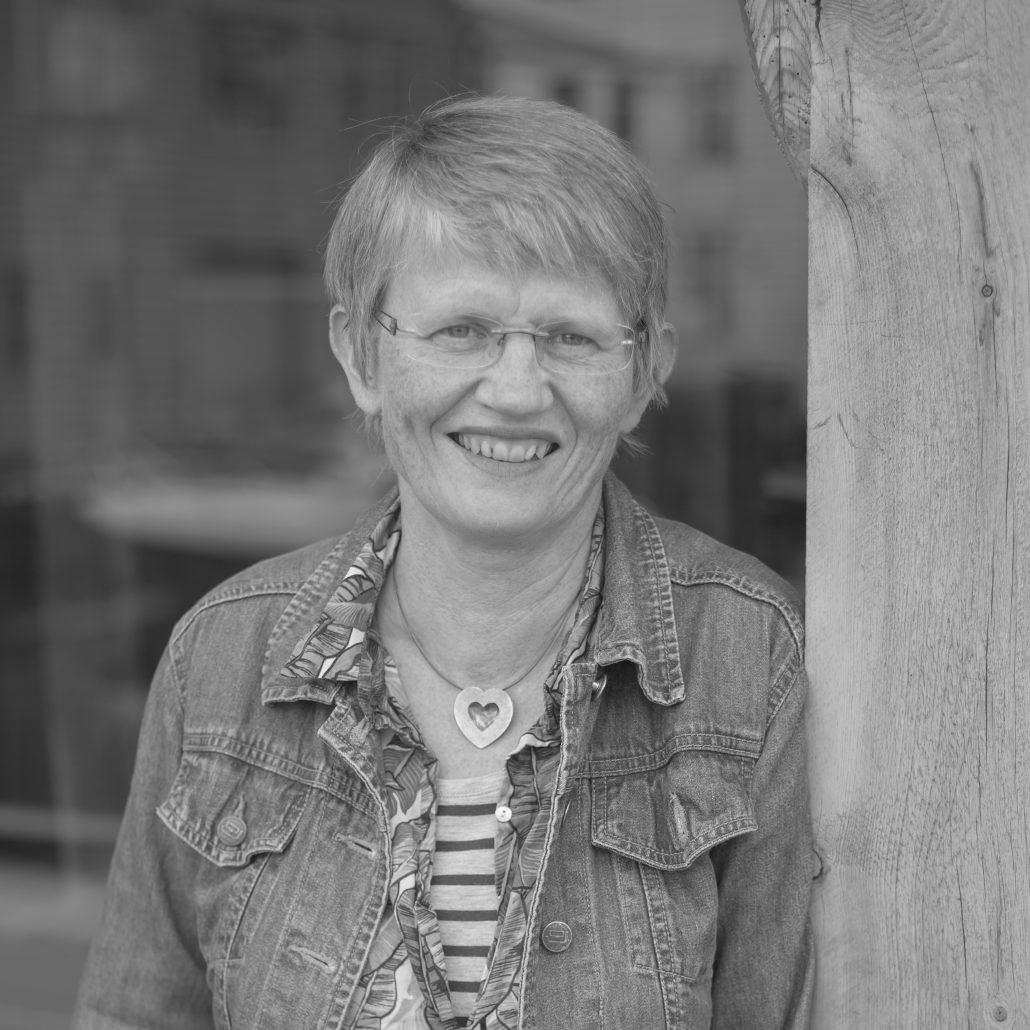 Anita Øygard, tekstforfattar og webutvikler hos A til Å