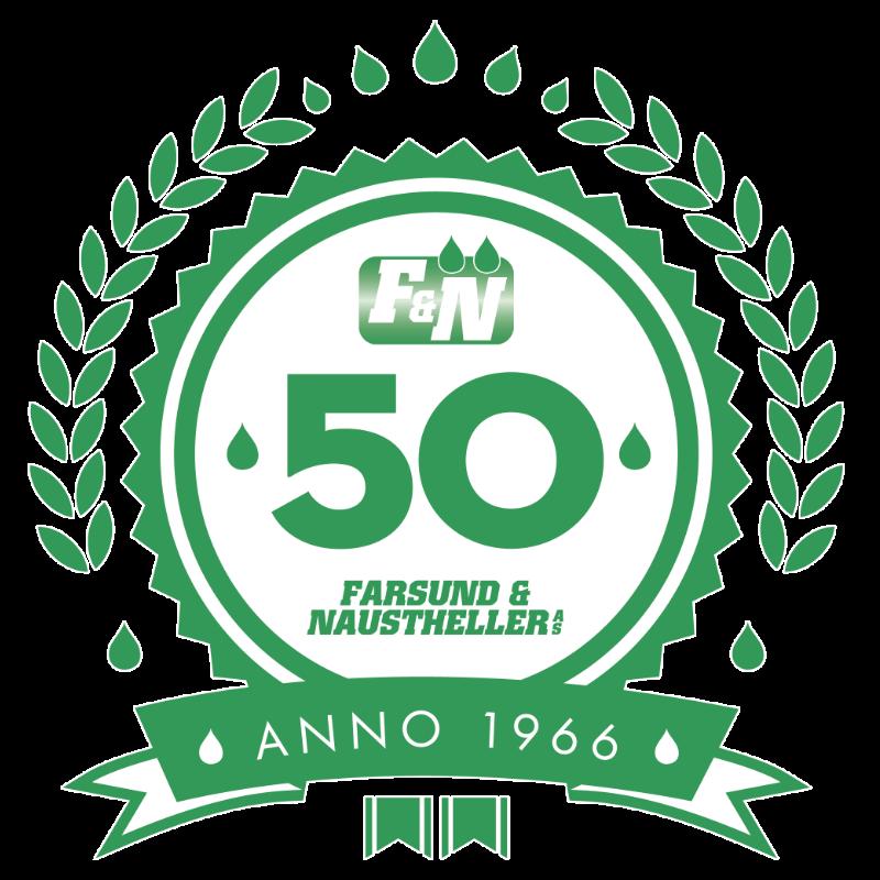 F&N 50 år